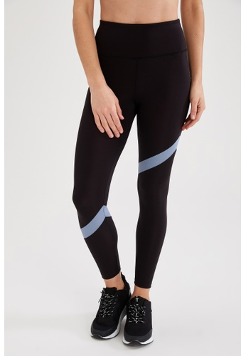 DeFacto black Woman Athleisure Knitted Legging 1532CAA24036B2GS_1