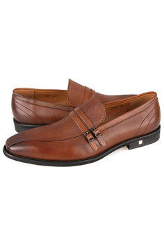 6f6ac509da 50% OFF Tomaz Tomaz F197 Formal Buckle Slip On (Brown) RM 518.00 NOW RM  259.00 Sizes 39 41 42 44 45