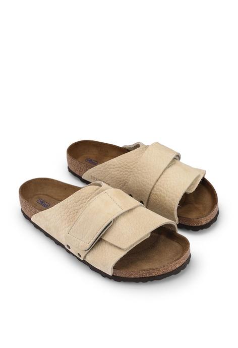 Birkenstock Kyoto SFB Desert Buck涼鞋