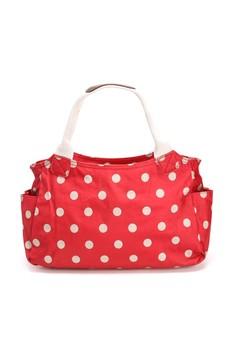 Cath Kidston Button Spot Day Bag
