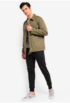 794226921dd01a 58% OFF J.Crew Classic Cotton Nylon Herringbone Camp Collar Shirt Jacket S   245.90 NOW S  103.90 Sizes M L XL