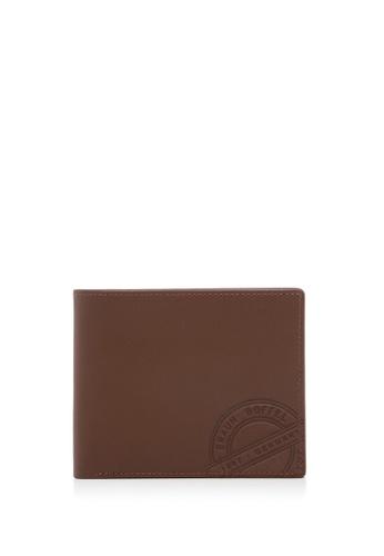 Braun Buffel brown Reynolds-F Money Clip Wallet 15FF9AC1EC0BAAGS_1