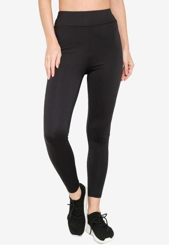 ZALORA ACTIVE black Full Length Core Sports Tights 4613DAA4E4A5E7GS_1