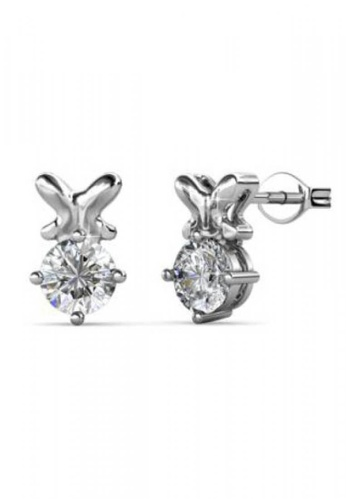 Her Jewellery silver Her Jewellery Mystique Earrings with 18K Gold Plated 07519ACE3993EBGS_1