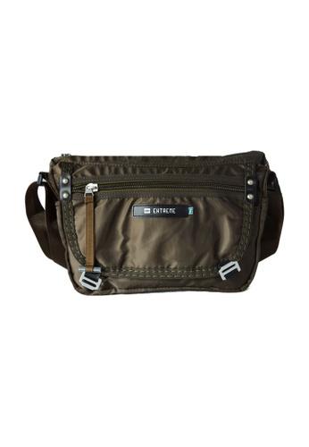 EXTREME green Extreme Tactical Sling Bag Lightweight Nylon Crossbody Army Green iPad Mini B1AB3ACE0E4E96GS_1