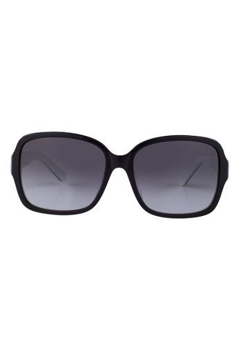 Kate Spade black Kate Spade Celinda Black Sunglasses QOPHD KA433AC12JULMY_1