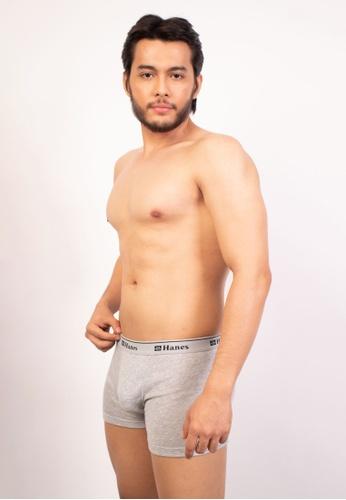 Hanes white 3-Pack Tagless Boxer Brief C7A8AUS228206BGS_1