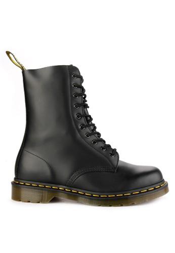 Dr. Martens black 10 Eye Boot 0E559SHAB3BB77GS_1