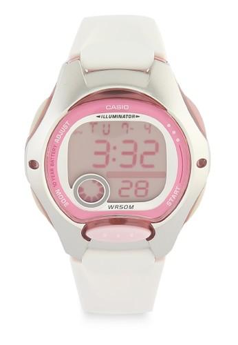 Casio white Women Digital Watches Lw-200-7Avdf CBE2EAC0F0E04BGS_1
