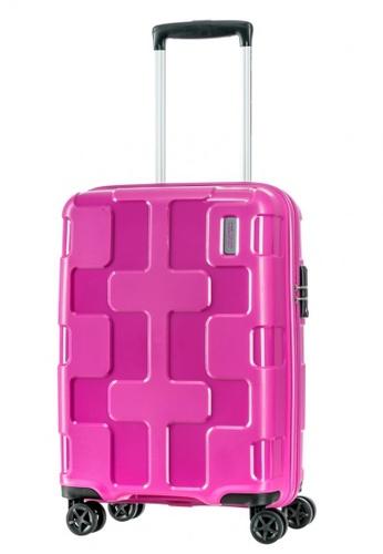 American Tourister pink American Tourister Rumpler Spinner 55/20 TSA E6DEFAC1544DA2GS_1