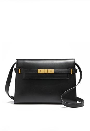 Twenty Eight Shoes black VANSA Fashion Leather Crossbody Bag VBW-Cb04201 715CEACD813281GS_1