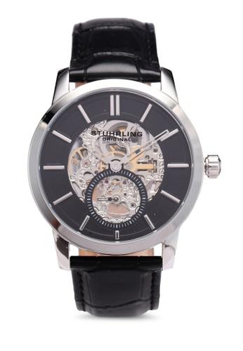 Stuhrling Original black Stuhrling Delphi Watch 924.02 DE8CEACE0E077AGS_1