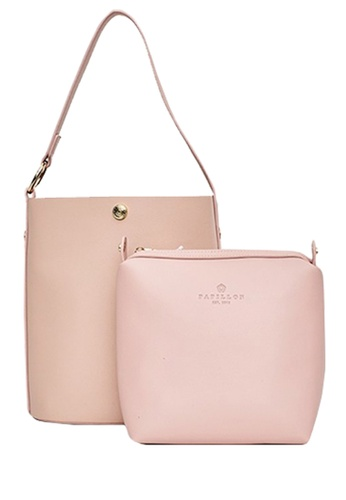Papillon Clutch pink Calla Bucket Bag 2EC09AC7AD7C04GS_1
