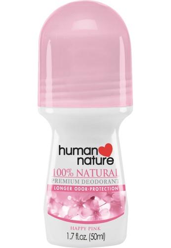 Human Nature white 50Ml Premium Deodorant Happy Pink E5568BE11C2EEDGS_1
