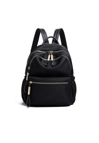 Seoul in Love black Merrlyn Backpack in Black CA861AC709E2E5GS_1