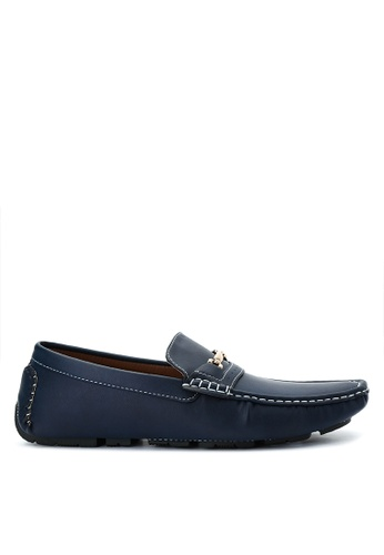 H2Ocean blue Nikau Loafers & Moccasins H2527SH0IQZWPH_1