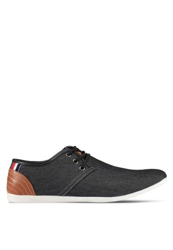 Albertini black Albertini Casual Sneakers AF6F9SHC577701GS_1