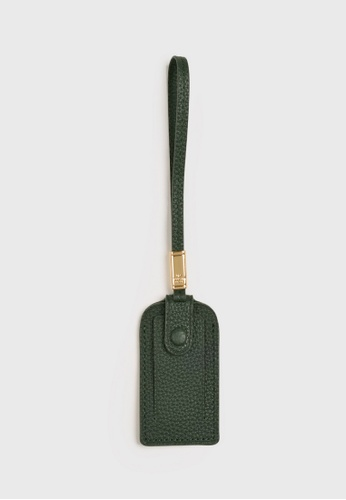 Tocco Toscano green Aimee Luggage Tag (Green) 7C5C7AC4428AA3GS_1
