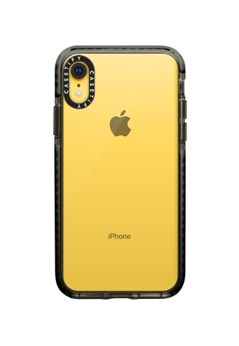 cheap for discount c3807 e2c59 Impact Protective Clear Case for iPhone XR – Black