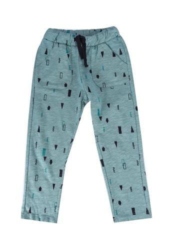 LC Waikiki green Baby Boys Cotton Trousers FEB32KA8586E18GS_1