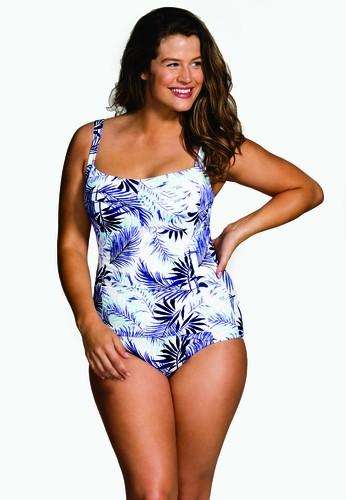 Dorina multi Corsica Curves One Piece Swimsuit D4FC9US7227080GS_1