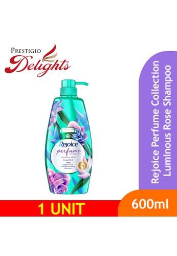 Prestigio Delights Rejoice Perfume Collection Luminous Rose Shampoo 600ml 2FBC1BE641C2A0GS_1