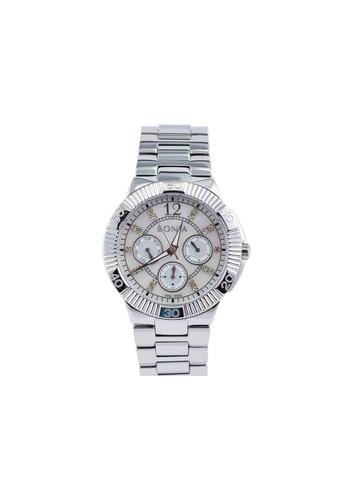 BONIA silver Bonia - BP10425-2355 - Jam Tangan Wanita - Silver 6ED3FACC8B8765GS_1