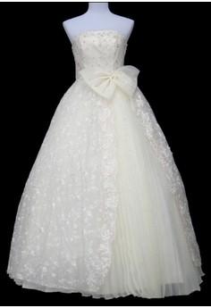 Creem Wedding Dress