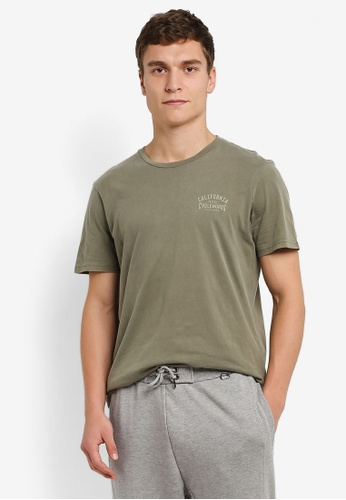 Cotton On green TBar Tee CO372AA0RZ7BMY_1