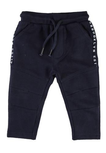 Babybol navy Baby Jogger Pants BA685KA607FCA0GS_1