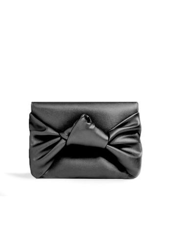 LULUGIFT black Lulugift Butterfly Envelope Sling Bag Black LU989AC0RANCMY_1