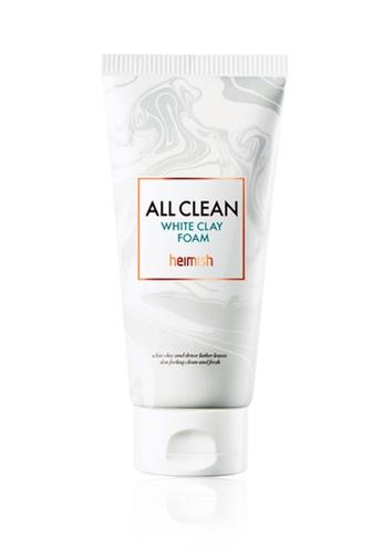 Heimish Heimish All Clean White Clay Foam 150g HE723BE0S6NAMY_1