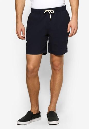 Volley 抽繩短褲, 服飾, 運動esprit sg