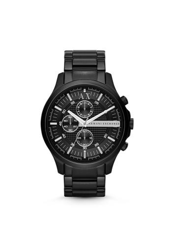 Hampton三眼計時腕錶 AX2138, 錶類, 紳zalora 包包 ptt士錶
