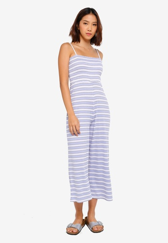 f9bb689bdea Buy Cotton On Sian Shirred Jumpsuit Online on ZALORA Singapore