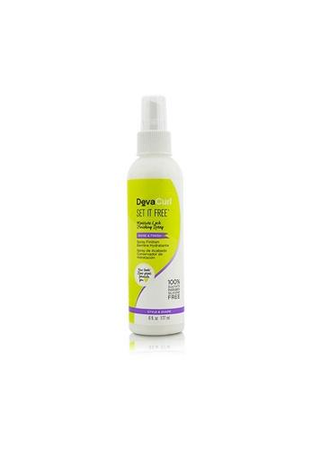 DevaCurl DEVACURL - Set It Free (Moisture Lock Finishing Spray - Shine & Finish) 177ml/6oz 35B4EBEE552AEAGS_1