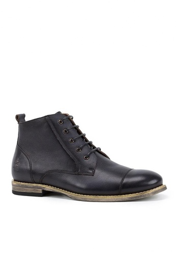 Twenty Eight Shoes Vintage Leather Brogue Boot 0122 2F975SH7DD25C0GS_1