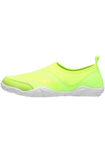 paperplanes Paperplanes-1362 Mesh Super Light Aqua Slip-Ons Shoes US Women Size PA110SH00ZOXHK_1