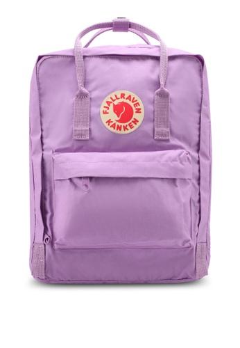 kanken rucksack violet