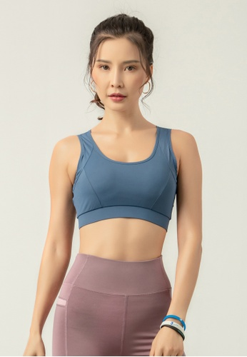 HAPPY FRIDAYS High Breathable Sports Bra DK-WX04 7DCE9AAADC1F1FGS_1