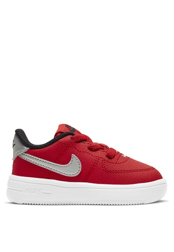 Nike red Force 1 '18 Toddler Shoes 68B46KS084A107GS_1