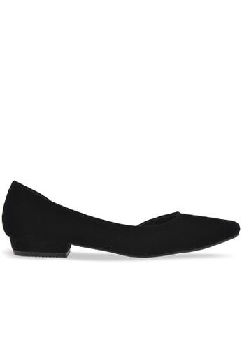 MAYONETTE black Mayonette Zoel Flats - Black MA831SH0UQWQID_1