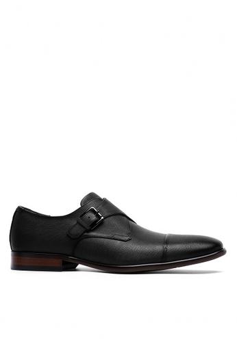 Twenty Eight Shoes Leather Monk Strap Shoes 8912-11 7148FSHBCBCA96GS_1