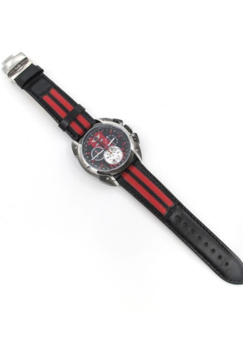 Mini red Chronograph Watch MI057AC98AIZHK_1