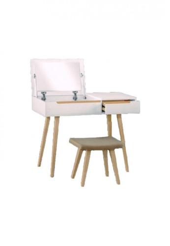 Choice Furniture white Choice Furniture - Drema Dressing Table 080E6HLA3BA4AAGS_1