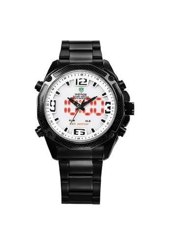 Weide white Analog Watch WH2306B-2C WE088AC75KSIPH_1