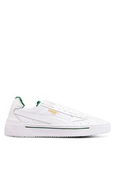 f82af8e5160 PUMA white Sportstyle Prime Cali-0 Shoes 37477SH7BDA773GS 1