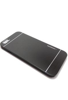 OEM iPhone 6 Ultra Sleek Metal Case (Black)