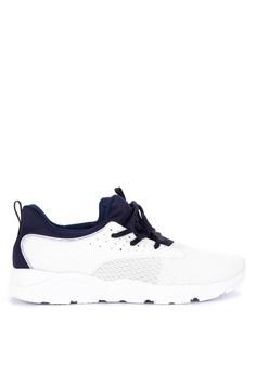 81a618f381f7e Fila white Captivate Running Shoes 41322SH8438D49GS 1