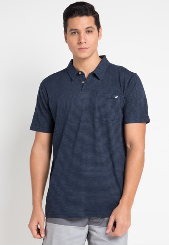 Billabong navy Standard Issue Polo 5C3E7AA74AF8F9GS_1
